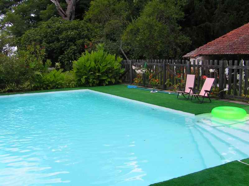 Swimming Pool Domain Of Puytirel In Perigord